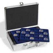 Кофр для монет CARGO S (small) на 144 монеты (6 лотков по 24 ячейки размером 33х33 мм)