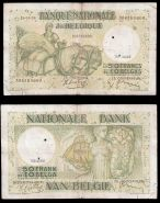 Бельгия 50 франков 1938