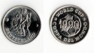 ЖЕТОН Чемпионат Мира -2000 Германия