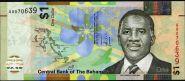 Багамские острова Багамы 1 Доллар 2017 года.ПРЕСС. ПОЛИМЕР